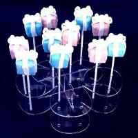 Best clear acrylic cake pops stand wholesale
