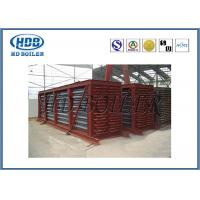 Coal Fired CFB Boiler Economizer Water Heat H Finned Tube / Spiral Finned Tube for sale