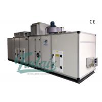China 8000m3/h 30%RH Automatic Temperature & Humidity Control Desiccant Dehumidifier for sale