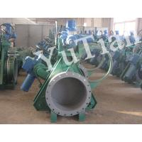 Quality Three eccentric butterlfy valve for the gas pipeline system for sale