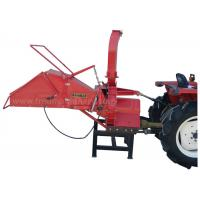 Quality 3 Point Hitch 8 Inch Wood Chipper With 2 Hardened Tool Steel Cutting Knives for sale
