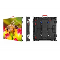 Quality Outdoor Advertising P3.91 Rental Led Display Screen High Refresh 3840Hz for sale