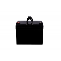 Quality Off Grid Power 12v 33ah Deep Cycle Lead Acid Battery for sale