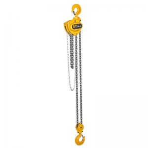 Quality Compact Structure 1t  2 Ton Stainless Steel Chain Hoist for sale
