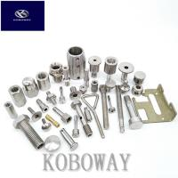 China Durable Custom Mechanical Parts Precision CNC Machined Parts With Milling Process on sale