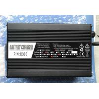 Quality 24V LiFePO4 Lithium Battery Charger With Red / Blue LED Index Long Service Life for sale