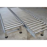 Quality Customized Size Lineshaft Roller Conveyor For Material Handling / Sorting for sale