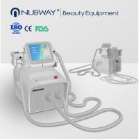 Quality 2015 new style Portable Cryolipolysis+Lipo Laser Slimming Machine with medical CE for sale