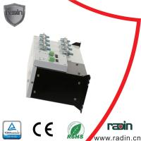 Quality Max +60ºC Generator Transfer Switch Compact Structure High Automatization for sale
