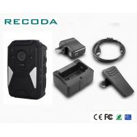 Quality Real Time WIFI 4G Body Camera Video GPS Tracking 1440P HD Fire Proof Wearable for sale