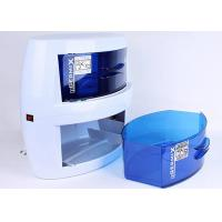 Quality Double Layers UV Tool Sterilizer Cosmetic Disinfection Barber For Beauty Salon for sale