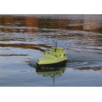 Quality Green bait boat DEVICT Autopilot for ABS plastic carp fishing bait boat for sale