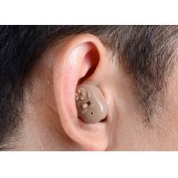 Quality Small Wireless Hearing Aids , Rechargeable Hearing Aids For Profound Hearing Loss for sale