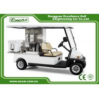 Quality Utility Electric Cart For Tourist With Trojan Battery/Curtis Controller for sale