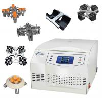 Buy Low Noise Large Capacity Centrifuge / BT5 Benchtop Multi Pipe Centrifuge at wholesale prices