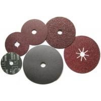 Quality Abrasive Fiber Sanding Disc ,Semi Flex Fiber Disc for sale