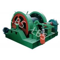Quality Low Speed Electric Rope Winch For Lifting / Dragging , Electric Marine Winch for sale