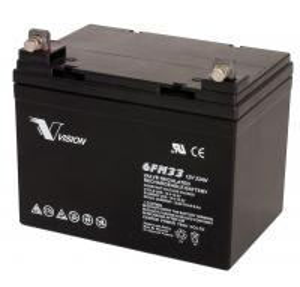 Buy cheap 12V 33Ah /lead acid battery-Deep Cycle series/UPS battery /VRLA battery (33Ah from wholesalers