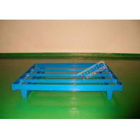 Best Welded steel pallet for logistics centers, e shops, plants, distribution centers wholesale