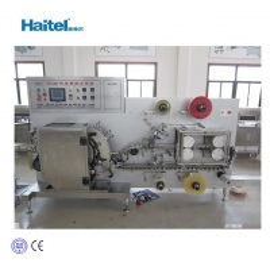 Quality CE PLC 200pcs/Min SS Lollipop Candy Making Machine for sale