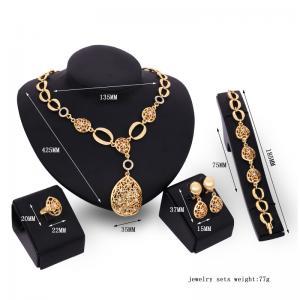 Jewelry set 2016/bridal wedding jewelry set/cheap jewelry set for weddings