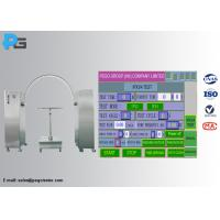 Quality Rainproof IP03 IP04 Environment Test Equipment R200 - R1600 Oscillating Tube Selectable for sale