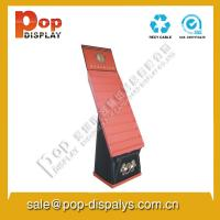China Recycled Cardboard Flooring Display Stands For Advertising / Exhibition on sale