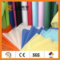 Quality Colorful Waterproof Spun Bonded Raw Material For Non Woven Fabric , 10gsm-320gsm for sale