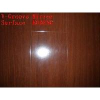 China V-Groove Mirror Surface Laminate Flooring (BD303) on sale