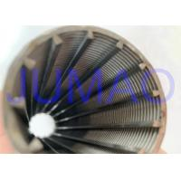 Quality Stainless Steel Wedge Wire Screen Filter Element 30 Micron ~800 Micron for sale