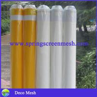 Quality made in china160 micron polyester screen printing mesh for sale