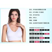 China 2015 high quality hot sale new fashion sportswear gym trainning yoga sports bra on sale