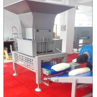 Quality Motor Stuffed Paratha Maker Machine With Auto Dough Block Cutting Hopper for sale