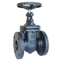Quality MSS SP 70 Ductile Iron Gate Valve Non Rising Stem Gate Valve Simple Structure for sale