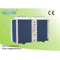 Quality Air Source High Efficiency Heat Pumps With Heating And Cooling Famous Compressor for sale