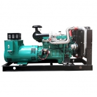 Quality Open Type 3ph 400kva Diesel Genset Electric Starting for sale
