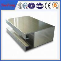 China Good price aluminum expanded metal design of aluminum windows/ new design aluminum window on sale
