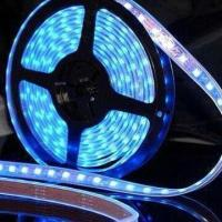 China Waterproof IP65 Flexible LED Strip with Silicone Gel and 12V DC Input Voltage on sale