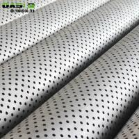 Quality 3mm Perforated Water Well Screen , Metal Well Drilling Welded Wire Screen for sale