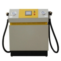 Quality Automatic Air Conditioner Heat Exchanger Refrigerant Filling Equipment For Heat Pump for sale