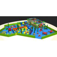 Quality Popular cheap indoor soft kids playground equipment for sale for sale