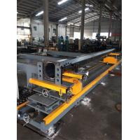 Quality CE Approval Light Pole Welding Machine Automatic Centering / Leveling / Feeding for sale