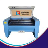 China Non Metal Paper Laser Cutting Machine ,Cnc Laser Cutter For Leather Fabric OEM / ODM on sale