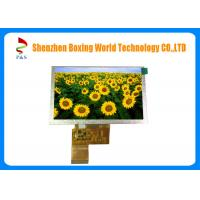 Quality TFT LCD Modules,  5.0inch with 500nits High Luminance, 800*480 Resolution for Video Door Phone for sale
