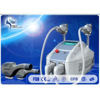 China 690 - 950 nm SHR Hair Removal Equipment For Skin Pigmentation Treatment on sale