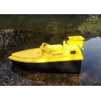 Quality Rc fishing bait boat  DEVC-103 yellow DEVICT fishing robot radio control bait boat for sale