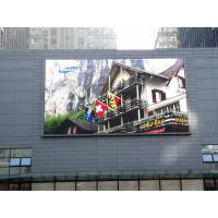 Quality DIP P10/P16 Outdoor Advertising Led Screens RGB Full Color High Brightness for sale