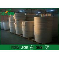 Best FSC Certification Gift Wrapping Paper Rolls For Cup Bottoo / Packing Paper Roll wholesale