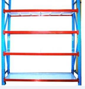China Multilayer Warehouse Storage Racks , 2 Meters Metallic Industrial Storage Racks on sale