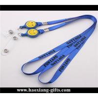 China Wholesale custom logo and size with  breakaway buckle for id lanyard on sale